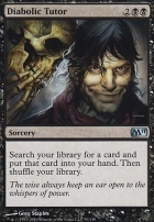 2011 Core Set: Diabolic Tutor