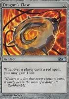 2011 Core Set Foil: Dragon's Claw