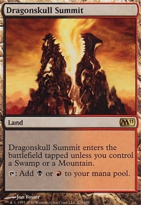 2011 Core Set: Dragonskull Summit