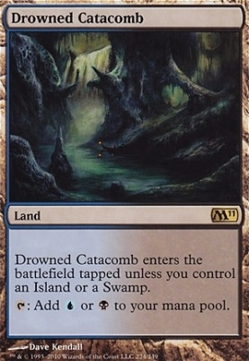 2011 Core Set: Drowned Catacomb