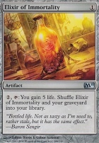 2011 Core Set: Elixir of Immortality