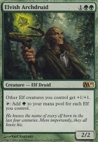 2011 Core Set: Elvish Archdruid