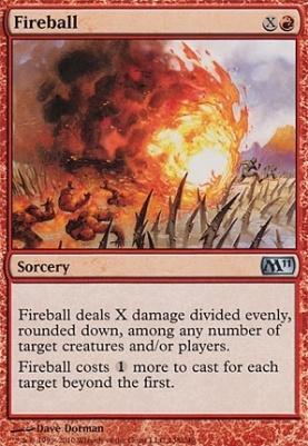 2011 Core Set: Fireball