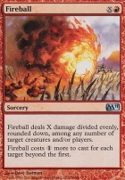 2011 Core Set: Fireball