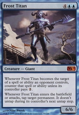 2011 Core Set: Frost Titan