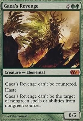 2011 Core Set: Gaea's Revenge