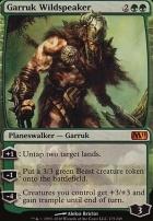 2011 Core Set: Garruk Wildspeaker