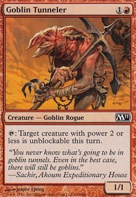 2011 Core Set: Goblin Tunneler