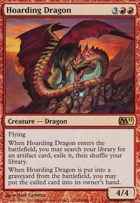 2011 Core Set: Hoarding Dragon