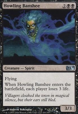 2011 Core Set: Howling Banshee