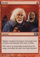2011 Core Set Foil: Incite