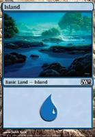2011 Core Set: Island (235 B)