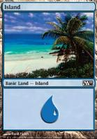 2011 Core Set: Island (236 C)