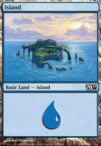 2011 Core Set: Island (237 D)