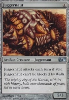 2011 Core Set: Juggernaut