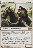 2011 Core Set: Knight Exemplar