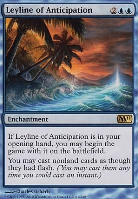 2011 Core Set: Leyline of Anticipation