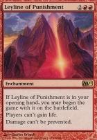 2011 Core Set: Leyline of Punishment
