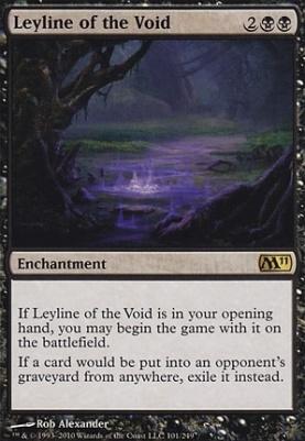 2011 Core Set: Leyline of the Void