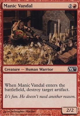 2011 Core Set: Manic Vandal
