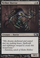 2011 Core Set Foil: Nether Horror