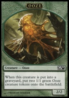 2011 Core Set: Ooze Token (2/2)