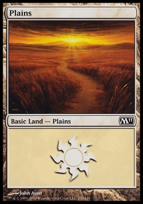 2011 Core Set: Plains (230 A)