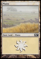 2011 Core Set: Plains (232 C)