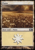 2011 Core Set: Plains (233 D)