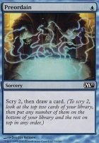 2011 Core Set: Preordain
