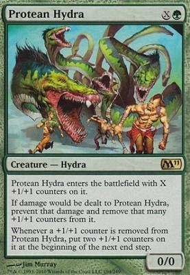 2011 Core Set: Protean Hydra