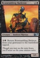 2011 Core Set: Reassembling Skeleton