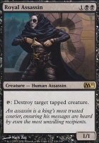 2011 Core Set: Royal Assassin