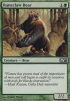 2011 Core Set Foil: Runeclaw Bear