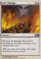 2011 Core Set Foil: Safe Passage