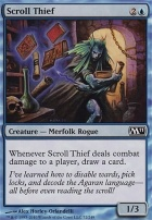 2011 Core Set Foil: Scroll Thief