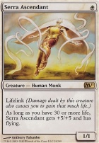 2011 Core Set: Serra Ascendant