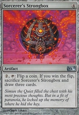 2011 Core Set: Sorcerer's Strongbox