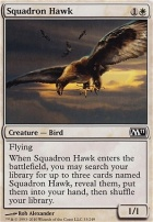 2011 Core Set: Squadron Hawk