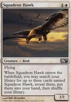2011 Core Set: Squadron Hawk