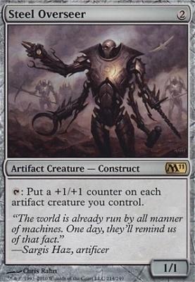 2011 Core Set: Steel Overseer
