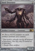 2011 Core Set: Steel Overseer