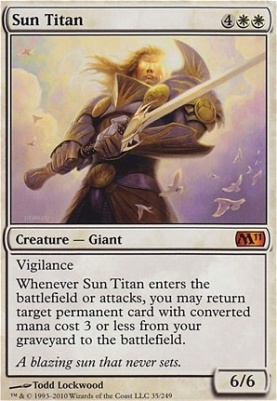 2011 Core Set: Sun Titan