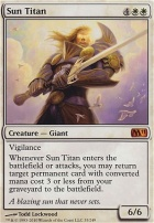 2011 Core Set: Sun Titan