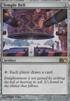 2011 Core Set Foil: Temple Bell