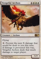 2011 Core Set: Vengeful Archon