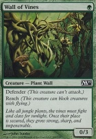 2011 Core Set: Wall of Vines