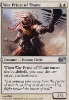 2011 Core Set: War Priest of Thune