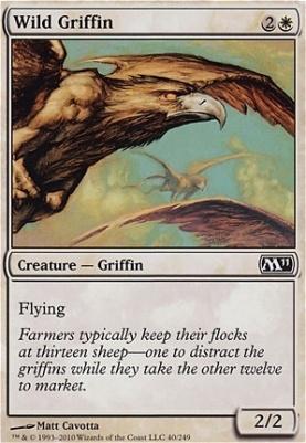 2011 Core Set Foil: Wild Griffin