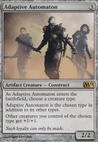 2012 Core Set: Adaptive Automaton